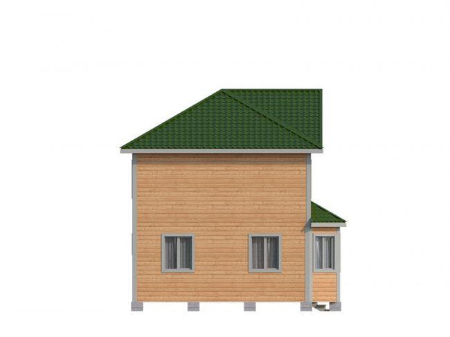 Проект дома №108