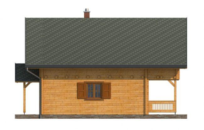 Проект дома №154