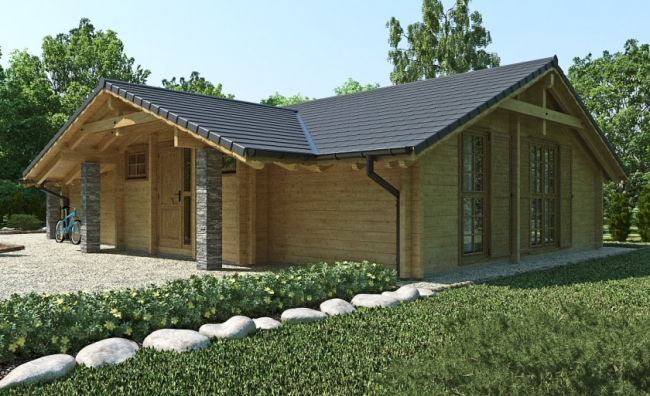 Проект дома №168