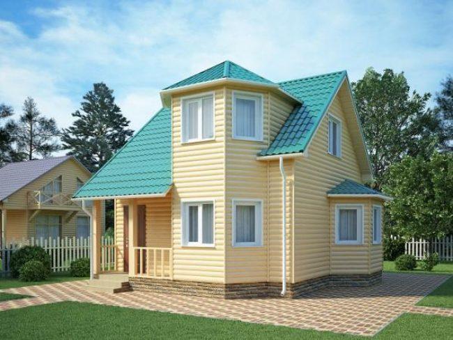 Проект дома №47