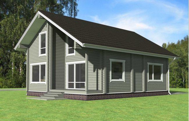 Проект дома №531