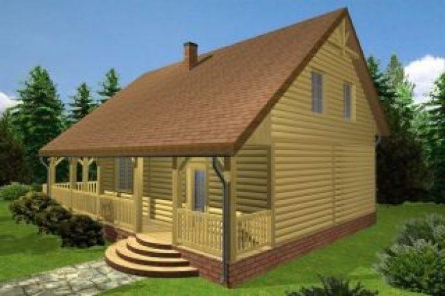 Проект дома №532
