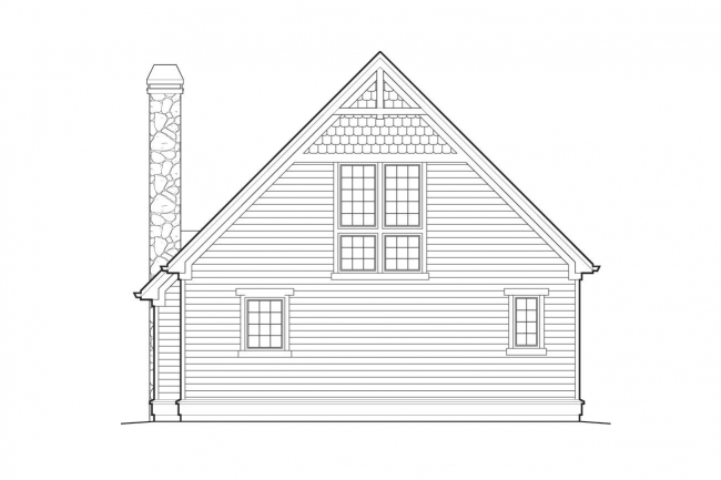 Проект дома №534