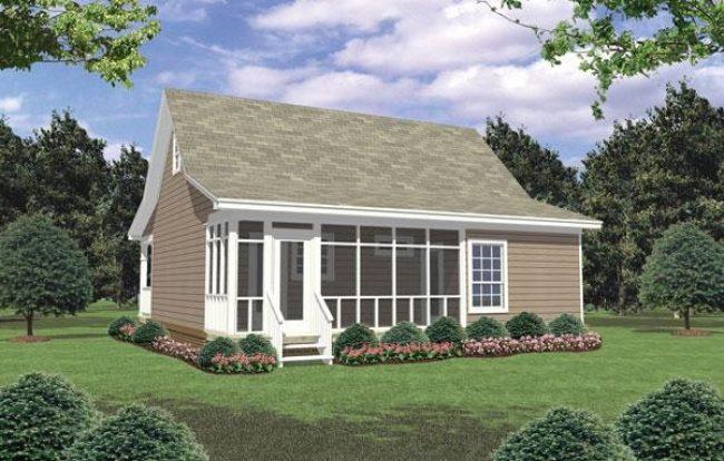 Проект дома №355