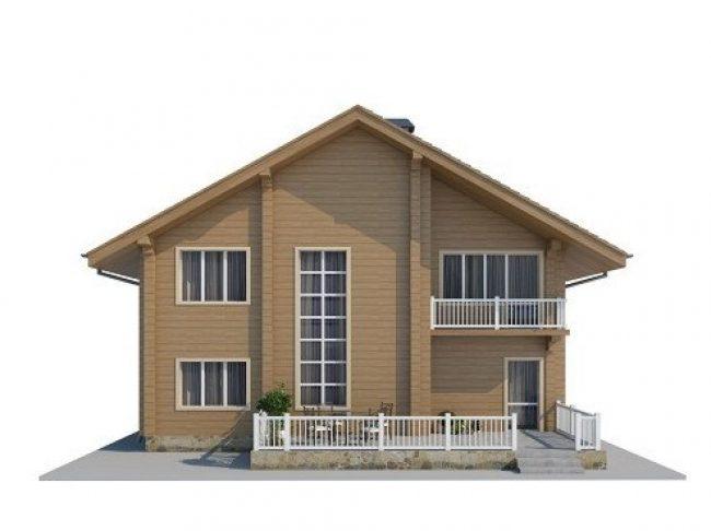 Проект дома №540