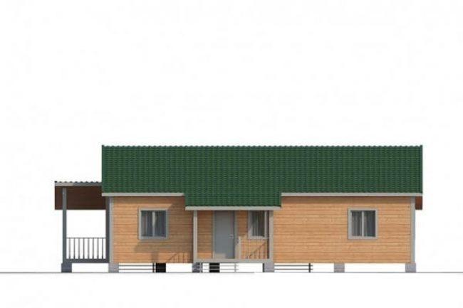 Проект дома №357