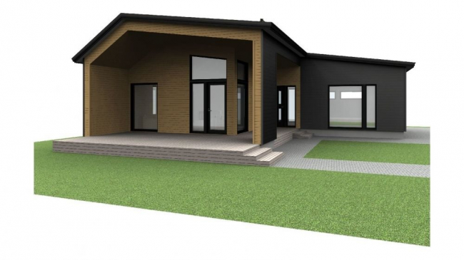 Проект дома №361