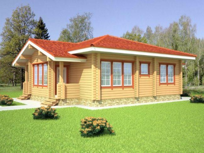 Проект дома №370