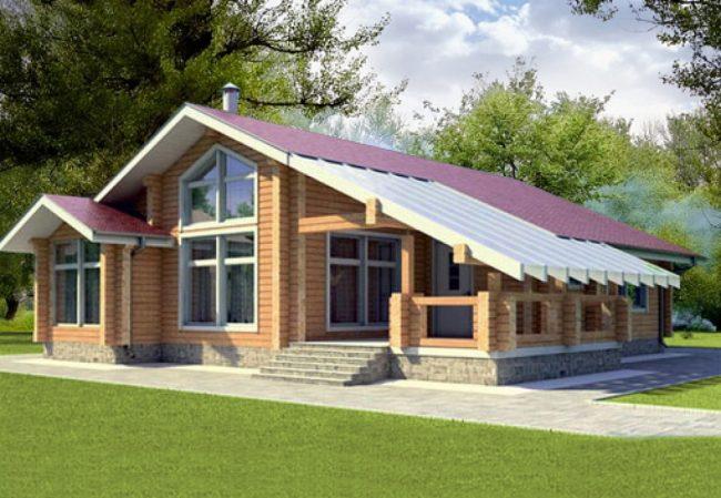 Проект дома №252