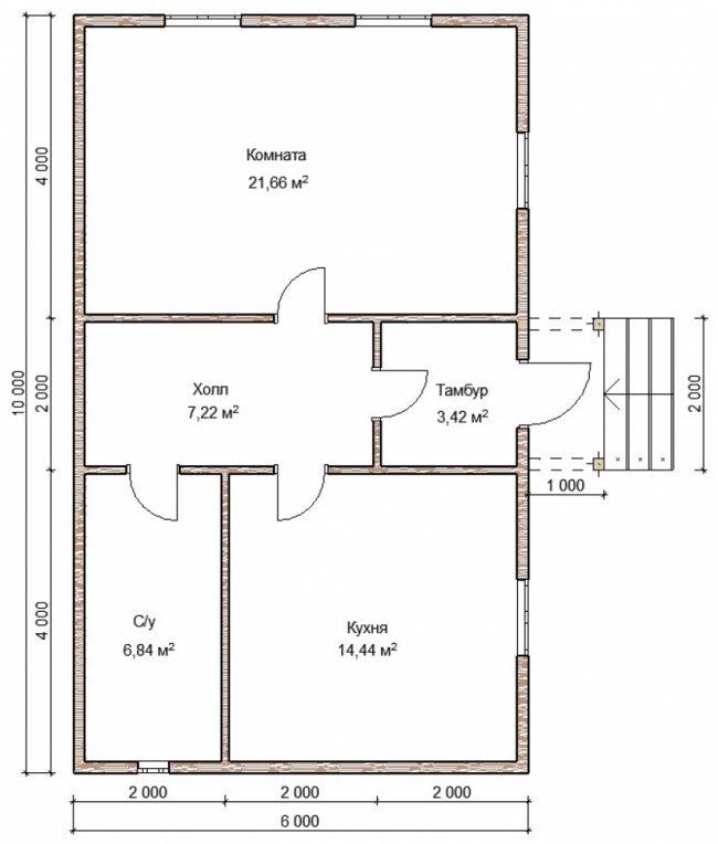 Проект дома №78