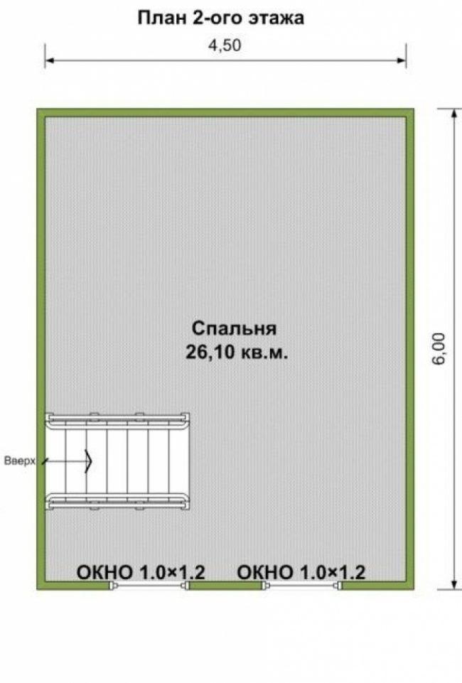 Проект бани-118