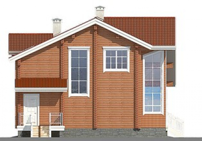 Проект дома №220