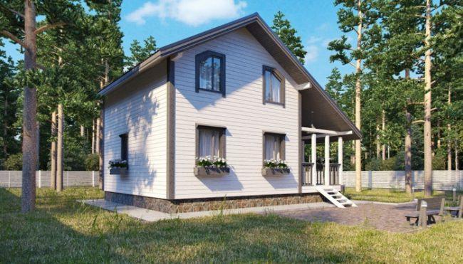 Проект дома №103