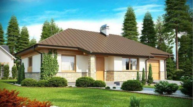 Проект дома №255