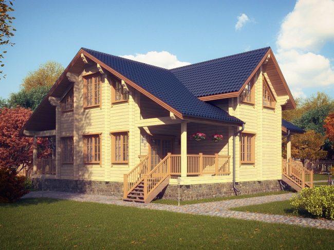 Проект дома №248