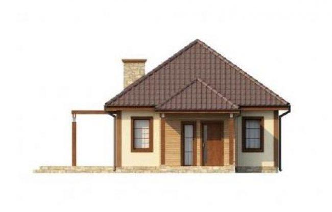 Проект дома №106