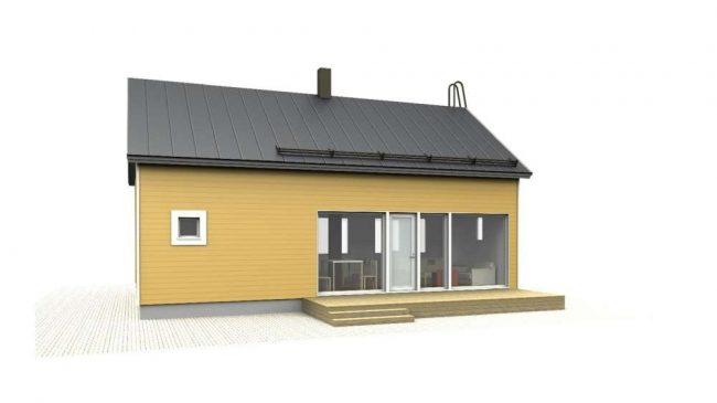 Проект дома №314