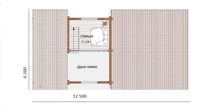 Проект дома №430
