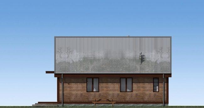 Проект дома №316
