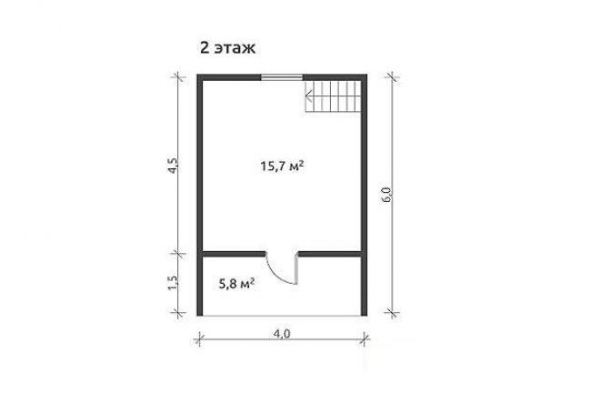 Проект дома №395