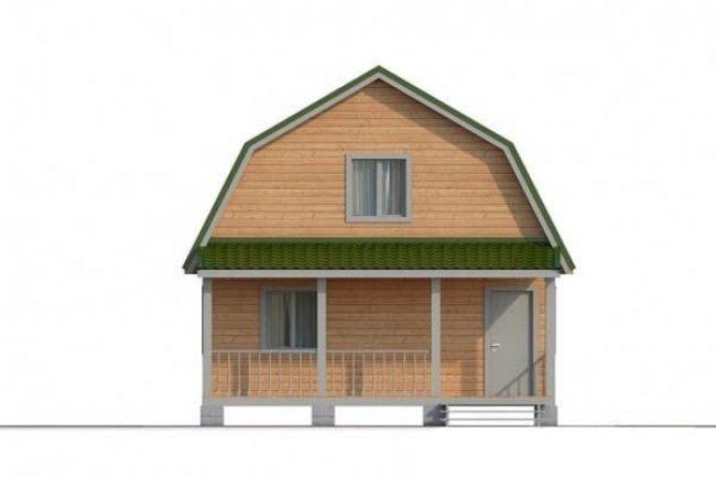 Проект дома №403