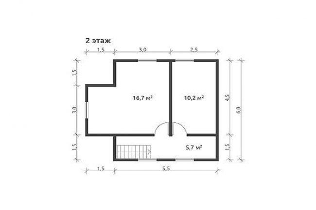 Проект дома №407