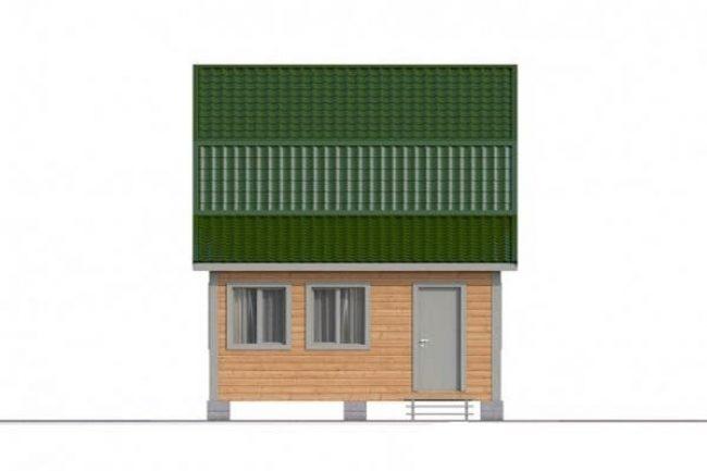Проект дома №423