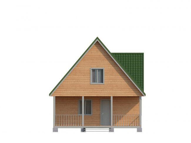 Проект дома №459