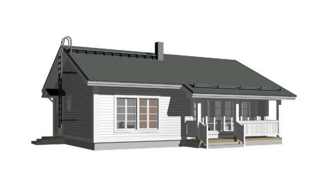 Проект дома №328