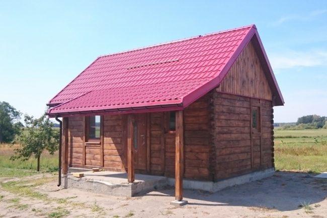 Проект дома №321
