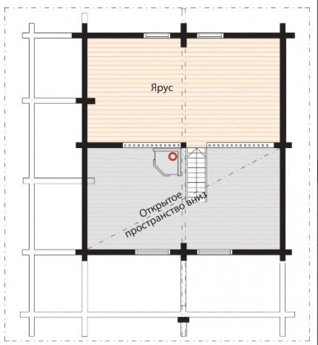 Проект дома №437