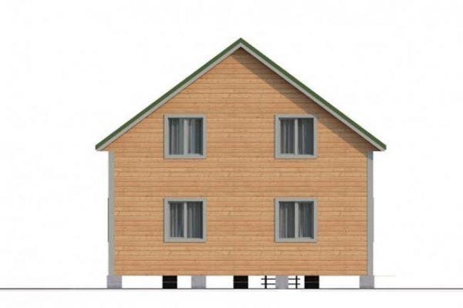 Проект дома №447