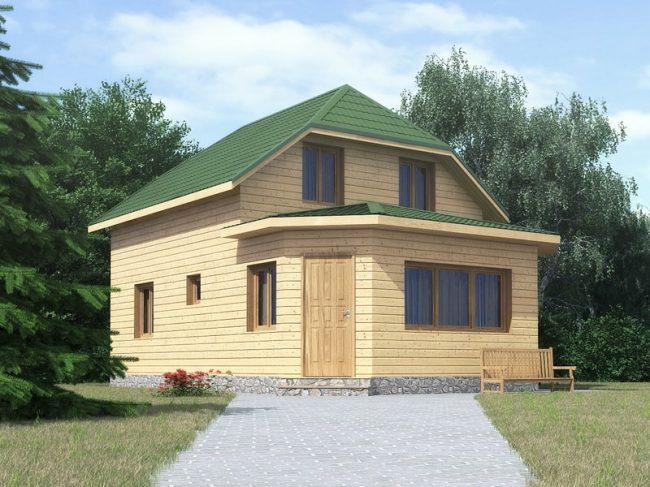 Проект дома №449