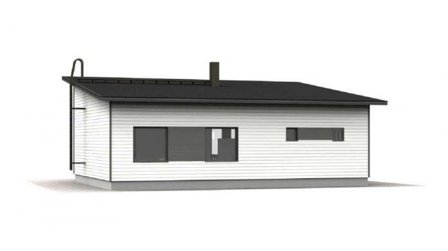 Проект дома №335