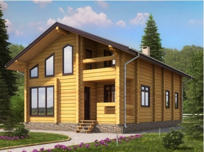 Проект дома №500