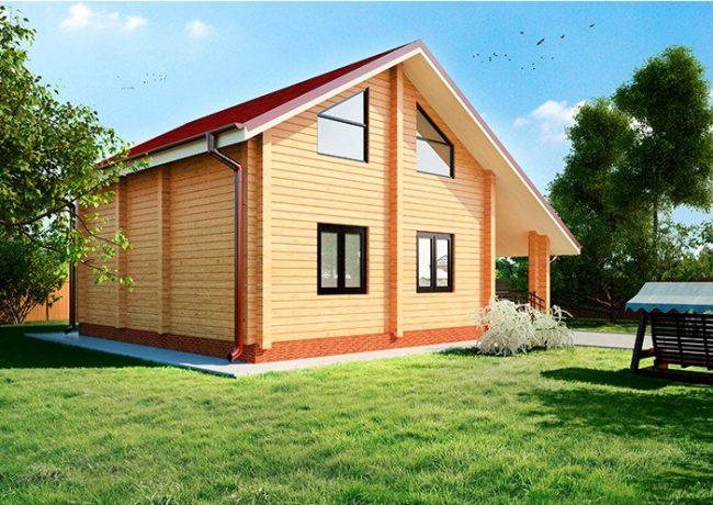 Проект дома №469