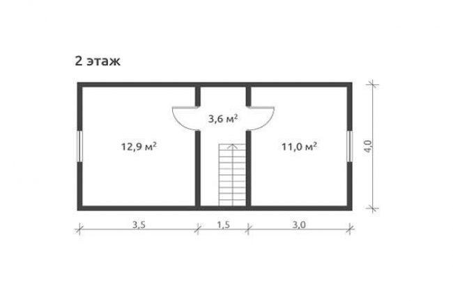 Проект дома №473