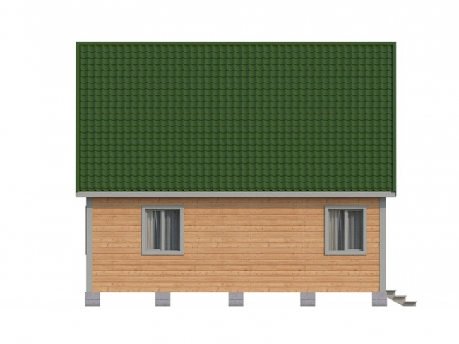 Проект дома №474