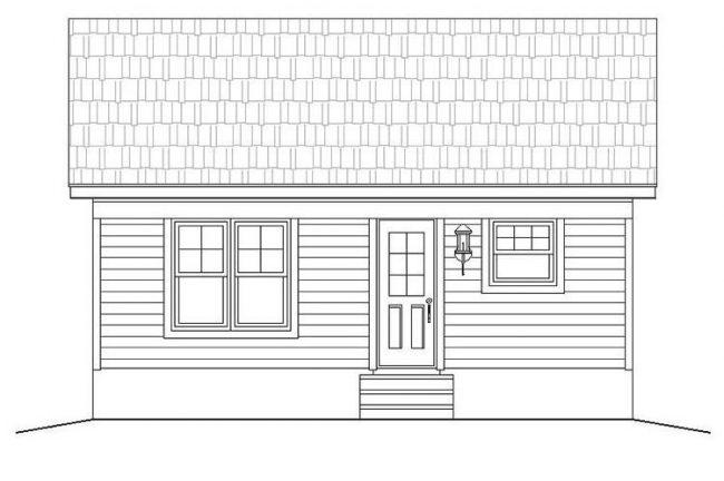 Проект дома №330