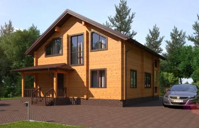 Проект дома №511