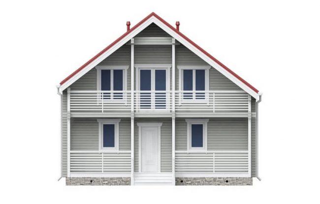 Проект дома №514