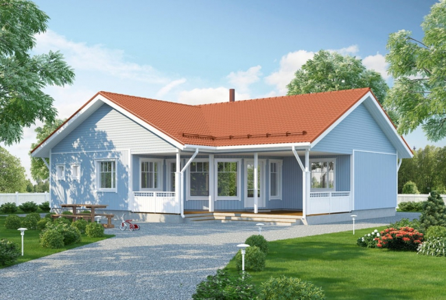 Проект дома №349