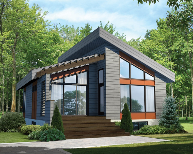 Проект дома №343
