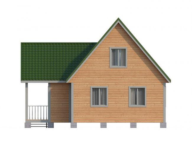 Проект дома №505