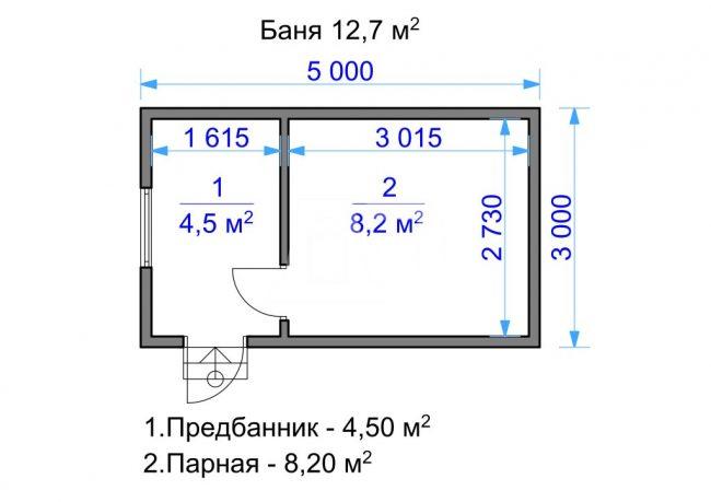Проект бани-35