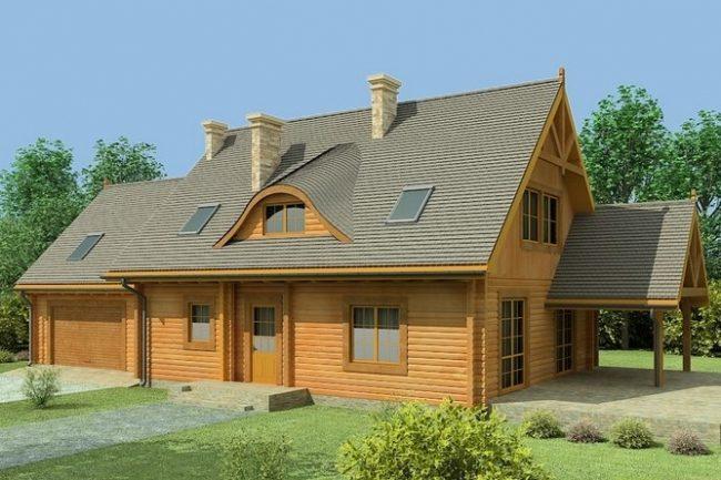 Проект дома №387