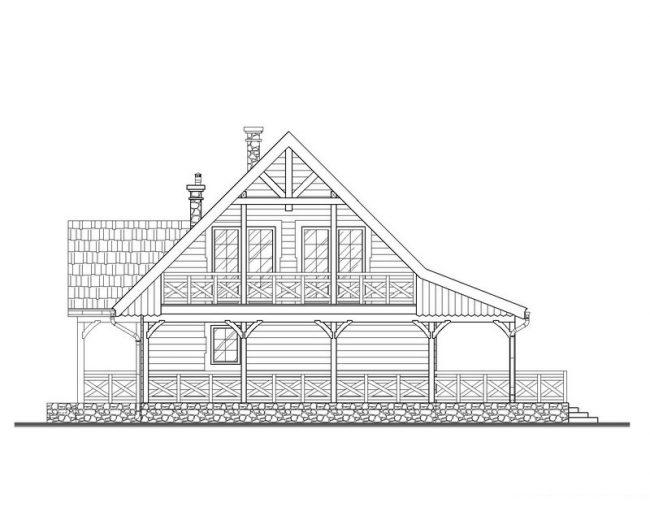 Проект дома №388