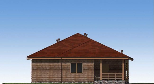 Проект дома №378