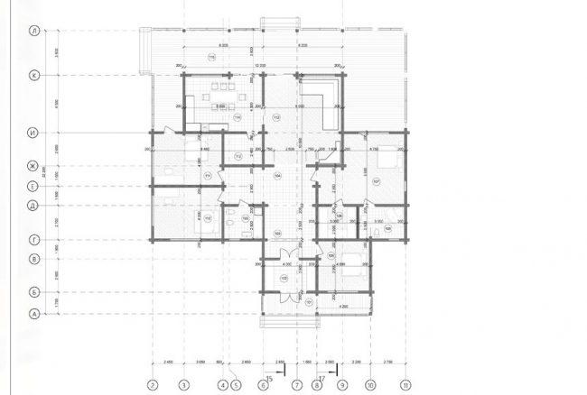 Проект дома №381