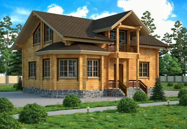 Проект дома №193